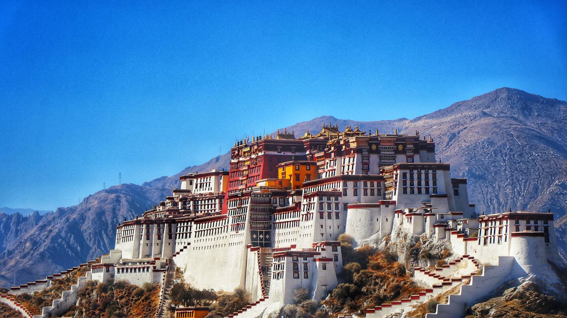【臻享西藏】西藏·波密桃花沟+拉萨布达拉宫+青海湖·8天7晚