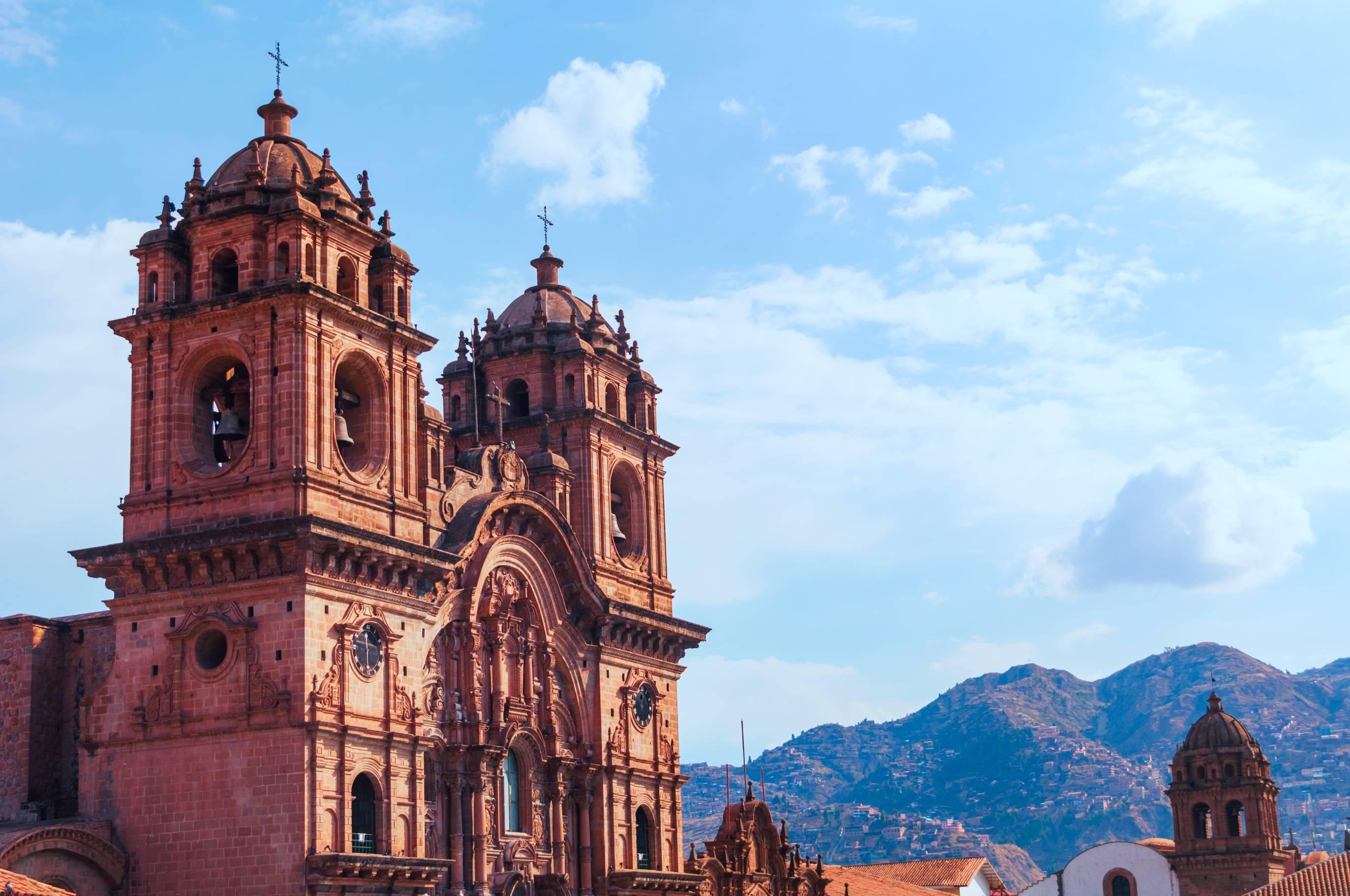圆梦拉丁美 南美五国23天 巴西 阿根廷 乌拉圭 智利 秘鲁
