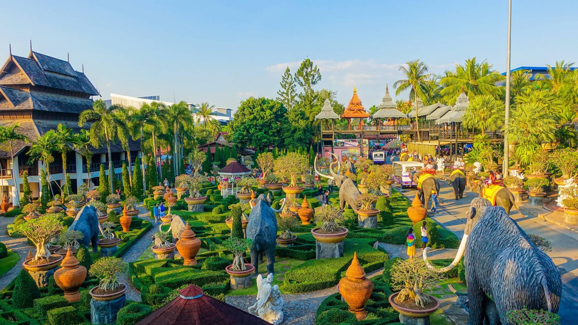 【泰至臻】泰国·曼谷+芭提雅+大皇宫+月光岛+游轮·6天5晚