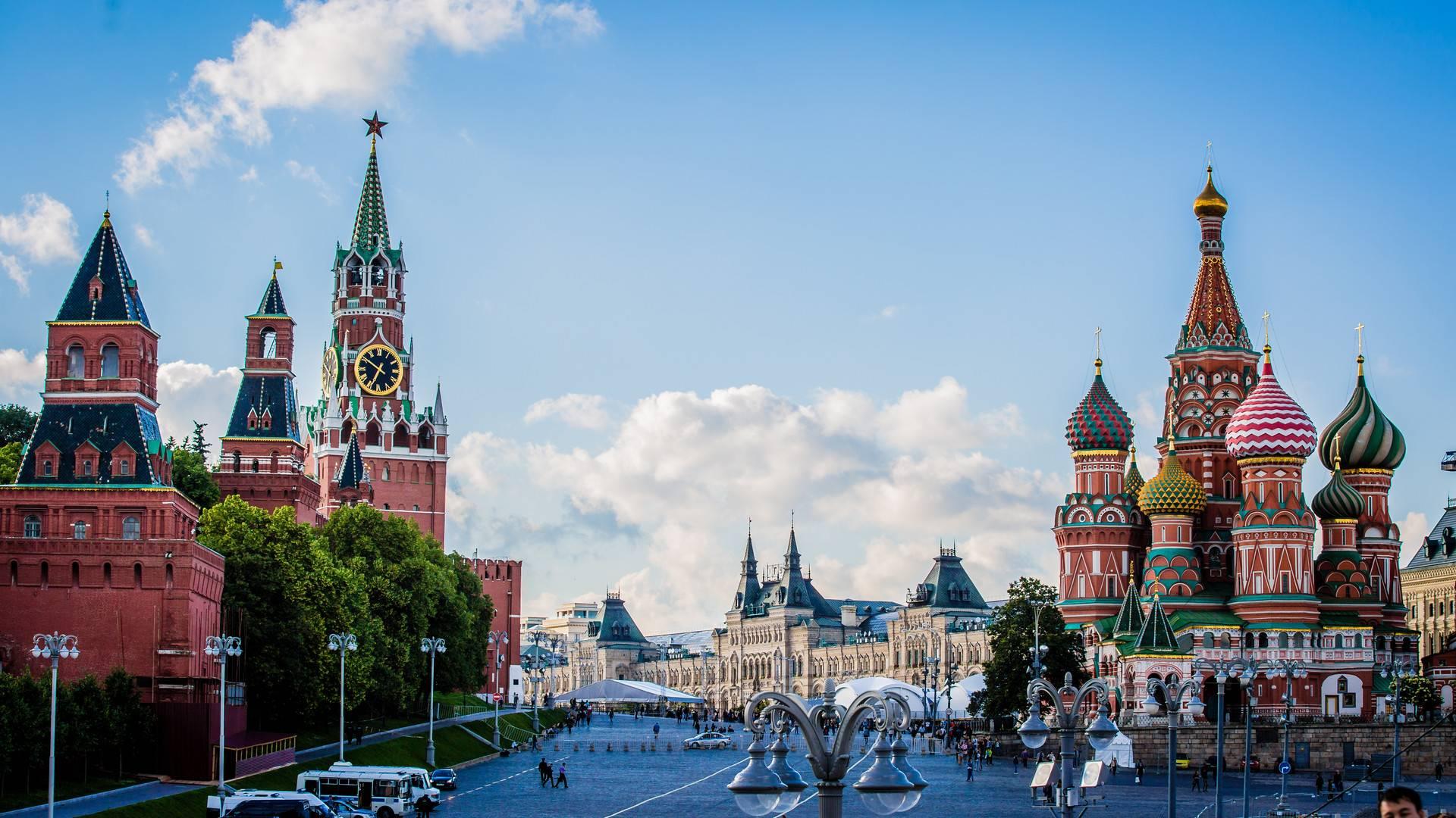 【纯玩】俄罗斯莫斯科+圣彼得堡8天5晚