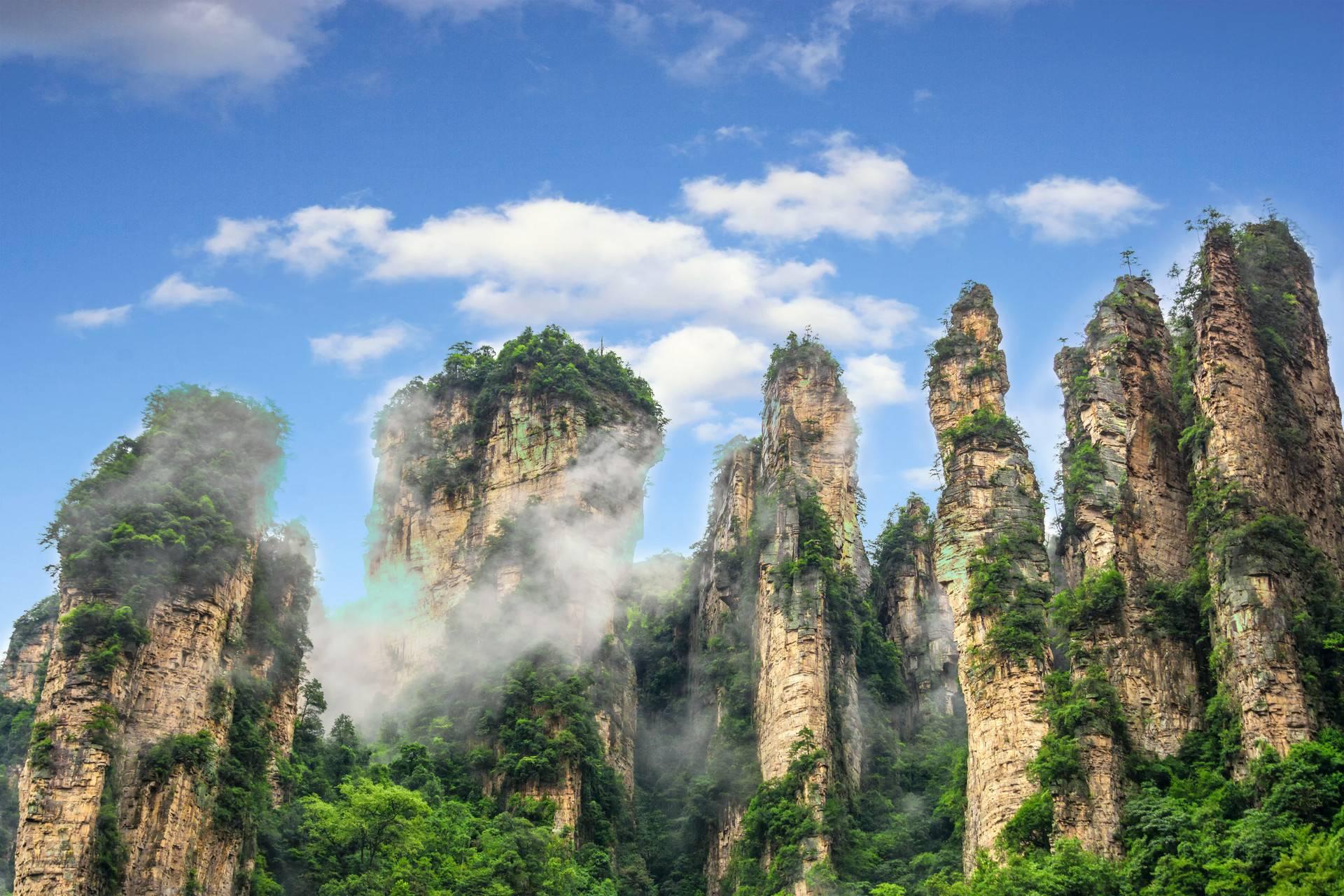 【快乐湘西行】湖南·张家界+森林公园+大峡谷+凤凰·4天3晚